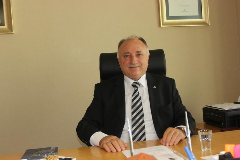 Vakıf Katılım Bankası yönetim kurulu üyesi Erdoğmuş'a ziyaret
