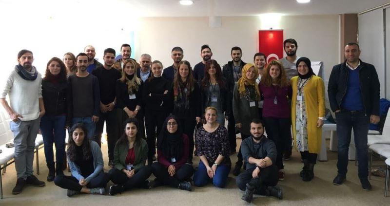 Yerelden Ulusala Gençlik Politikaları Çalıştayı Giresun'da Yapıldı
