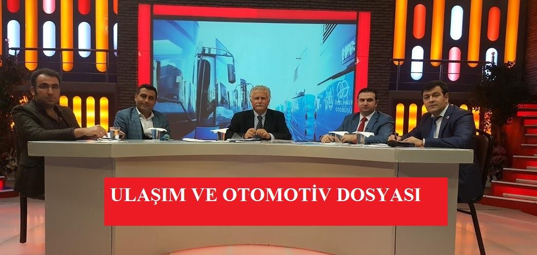 Mavi Karadeniz tv. Ulaşım dosyası programı ile gündem değerlendirildi