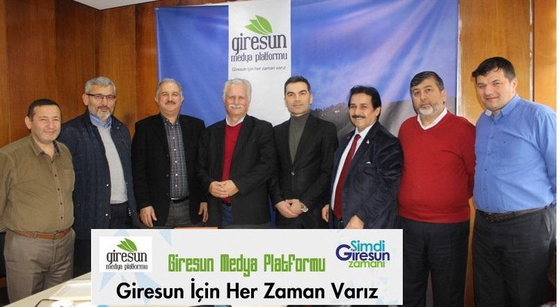 Giresun Medya Platformu, 2018 yılı projelerini değerlendirdi