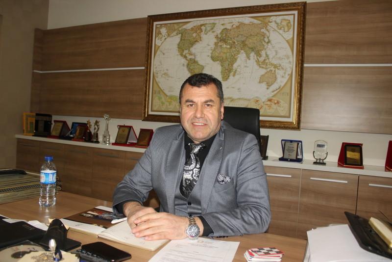 Mesiad Başkanı Yusuf Gecü, iddialı hedefe doğru koşuyor
