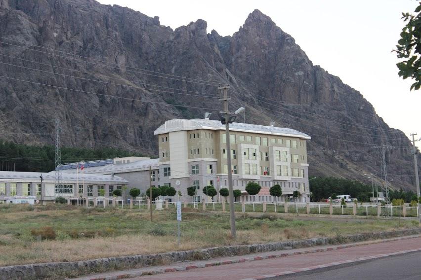 Şebinkarahisar Devlet hastanesi kış dönemine hazırlıklı giriyor